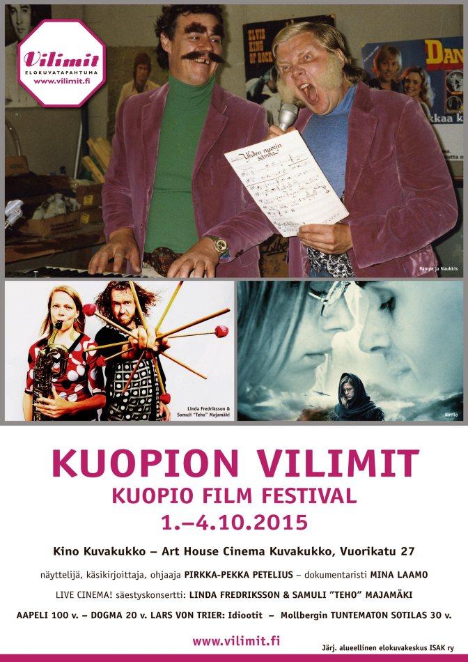 Kuopio saa säpsää 3.10.2015