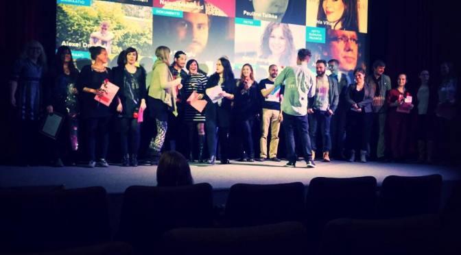 Säälistäjille fiktiosarjan pääpalkinto Helsingin lyhytelokuvafestivaalilta